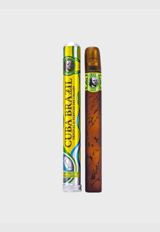 Cuba Brazil Eau De Toilette Spray
