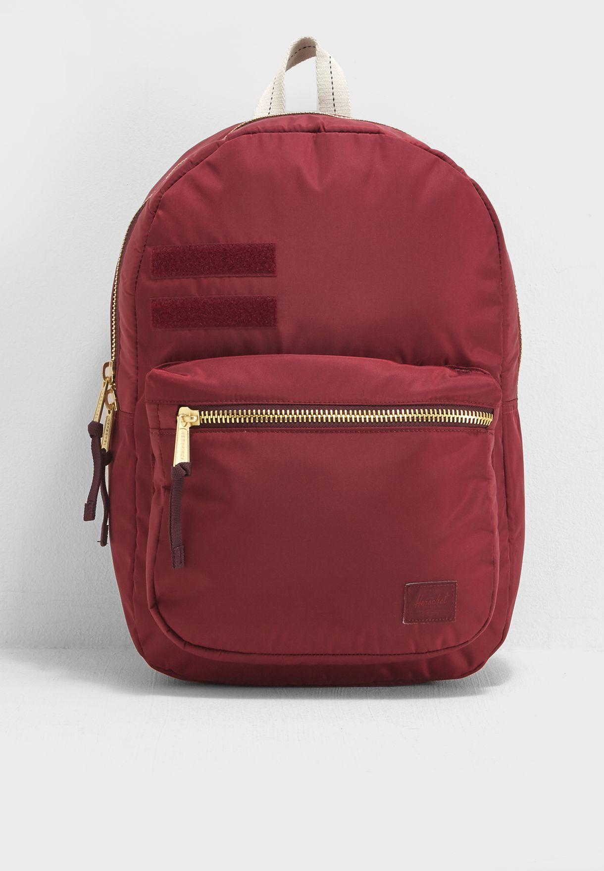 efe4fc0ccab Shop Herschel purple Lawson Backpack 10179-02027-OS for Women in UAE ...
