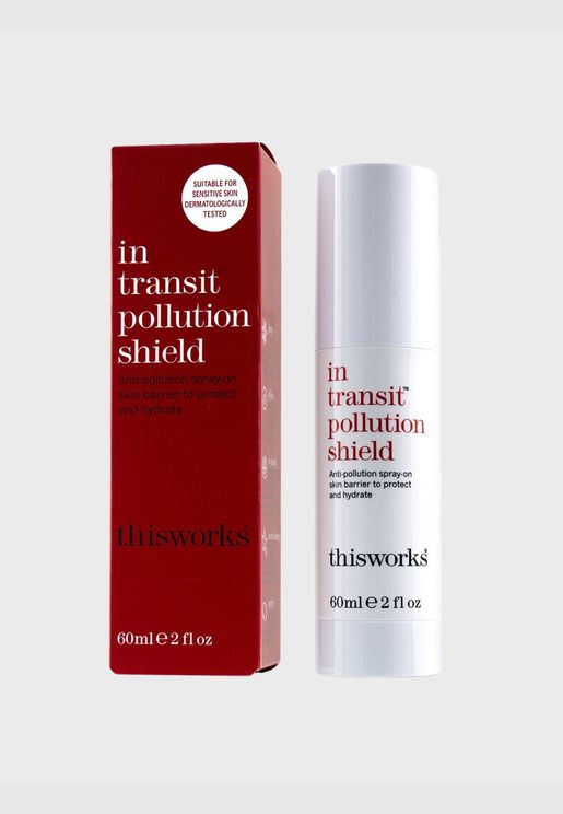 In Transit Pollution Shield