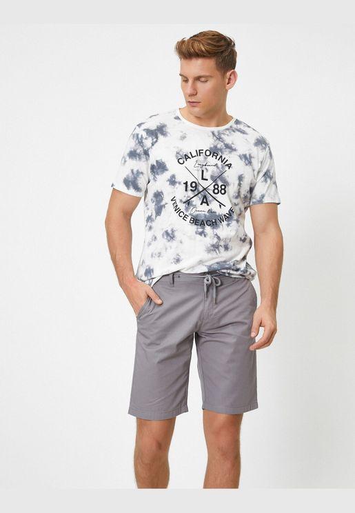 Cotton Pocket Men Shorts