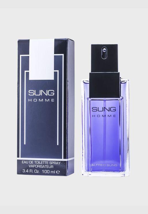 Sung Homme ماء تواليت بخاخ