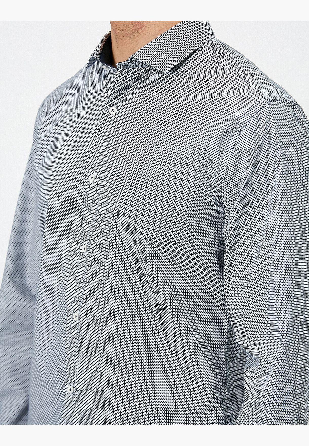 Classic Neck Shirt