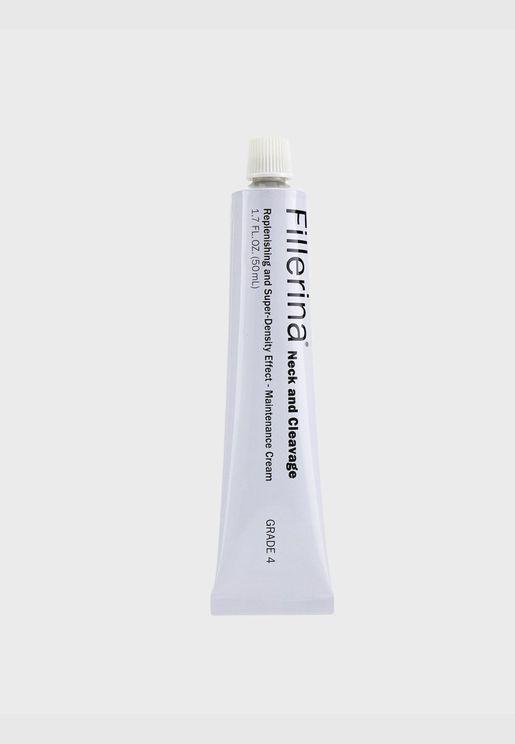 Neck & Cleavage Replenishing & Super-Density Effect - Maintenance Cream - Grade 4