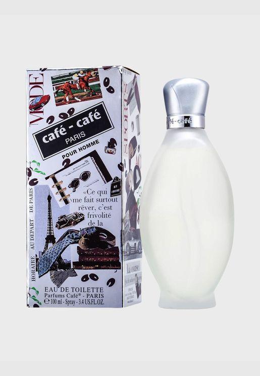 Cafe Cafe ماء تواليت بخاخ