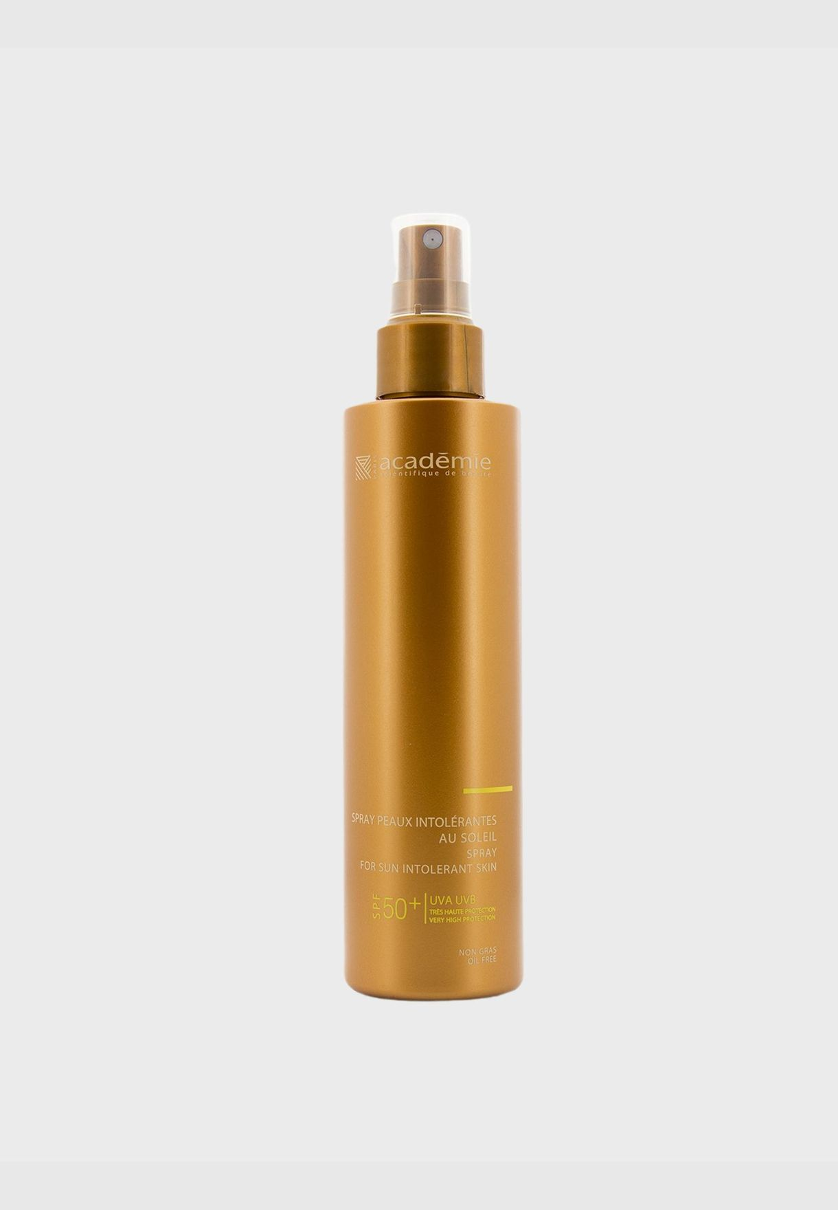 Spray For Sun Intolerant Skin SPF 50+ - Oil Free