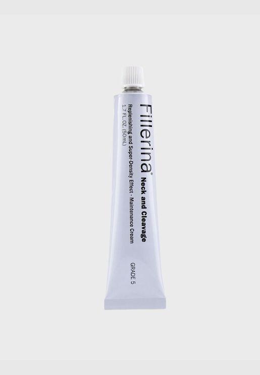 Neck & Cleavage Replenishing & Super-Density Effect - Maintenance Cream - Grade 5