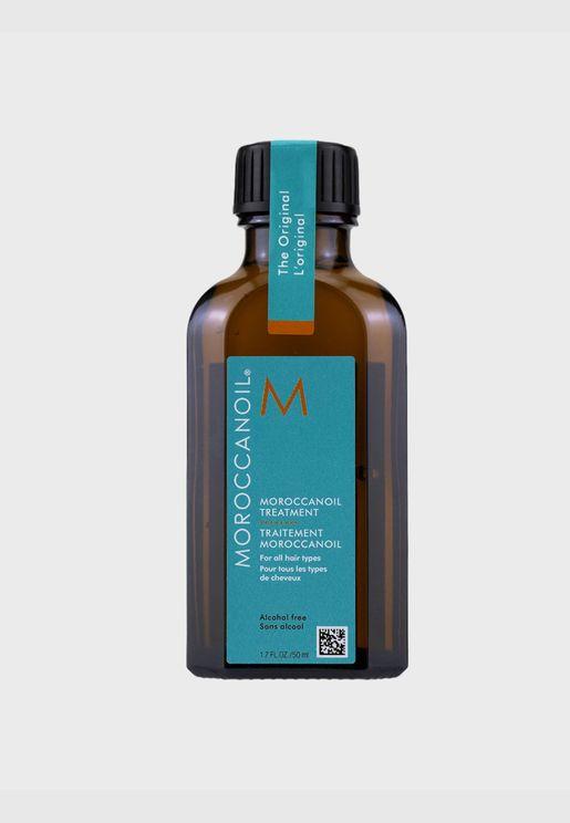 علاج Moroccanoil - أصلي (لجميع أنواع الشعر)