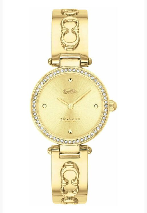 Coach Park Steel Strap Watch for Women - 14503276