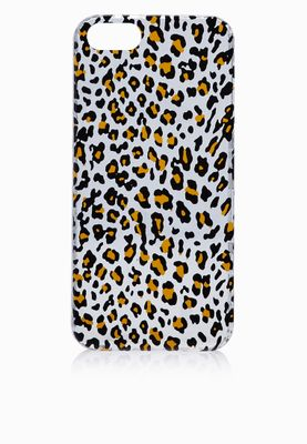 Topshop Leopard  iPhone 5 Case
