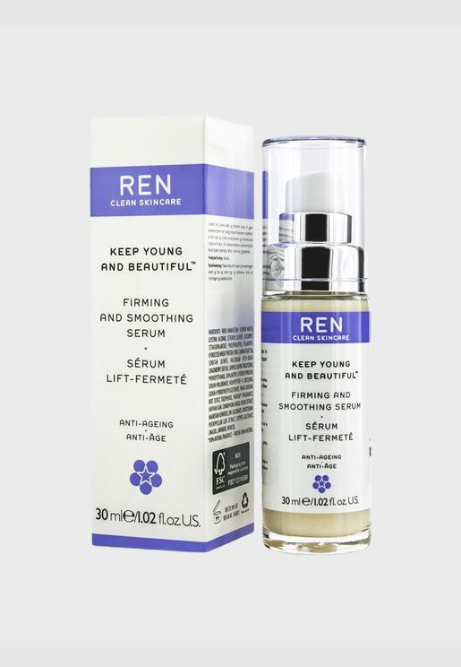 Keep Young and Beautiful Firming & Smoothing Serum (All Skin Types)