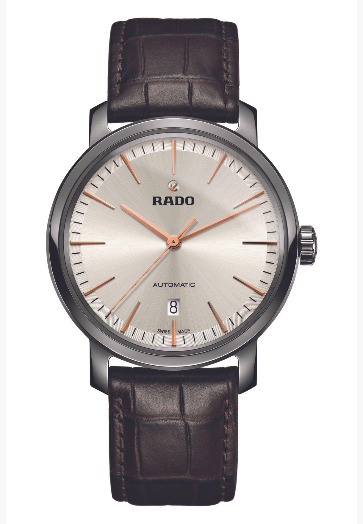 ساعة رادو دياماستر للرجال - R14074086