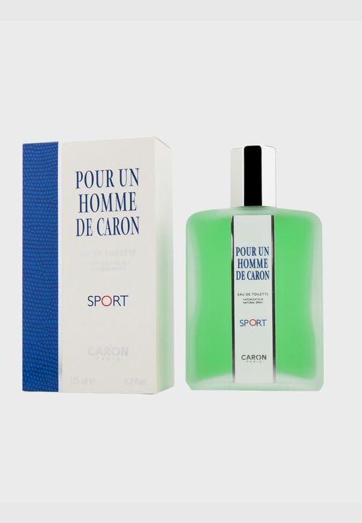 Pour Un Homme Sport ماء تواليت سبراي
