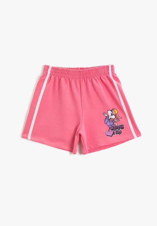 Bugs Bunny Shorts Licensed Cotton