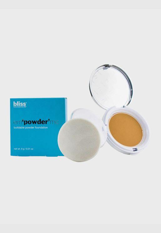 Em'powder' Me Buildable Powder Foundation - # Bronze