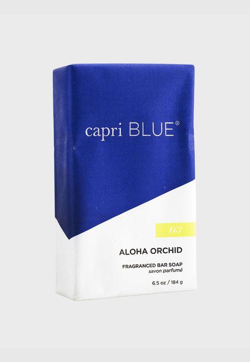 لوح صابون نفيس - Aloha Orchid