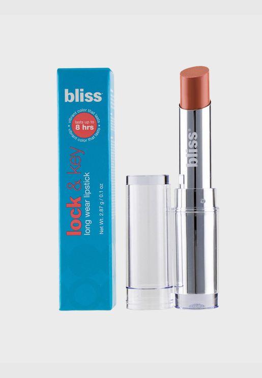 Lock & Key Long Wear Lipstick - # Popa Don't Peach