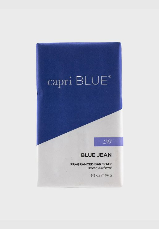 لوح صابون نفيس - Blue Jean