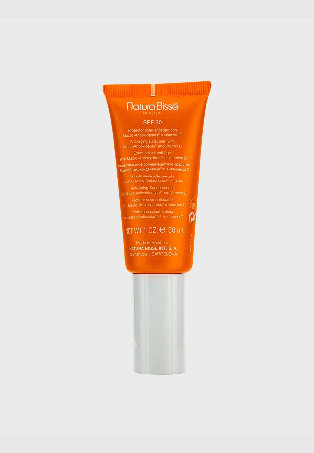 C+C  Oil-Free MacroAntioxidant Sun Protcetion SPF 30