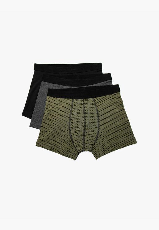 Boxer Set Cotton