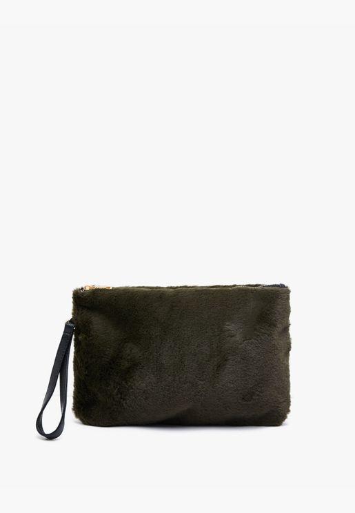 Faur Fux Detailed Hand Bag