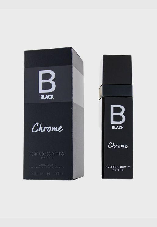 Black Chrome Eau De Toilette Spray