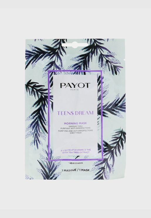 Morning Mask (Teens Dream) - Purifying & Anti-Imperfections Sheet Mask