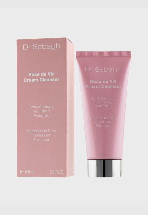 Rose De Vie Cream Cleanser