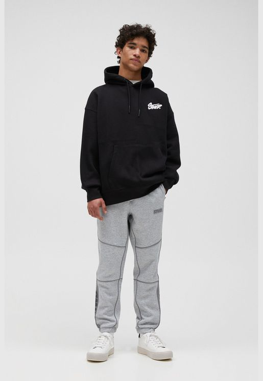 Reflective STWD jogging trousers
