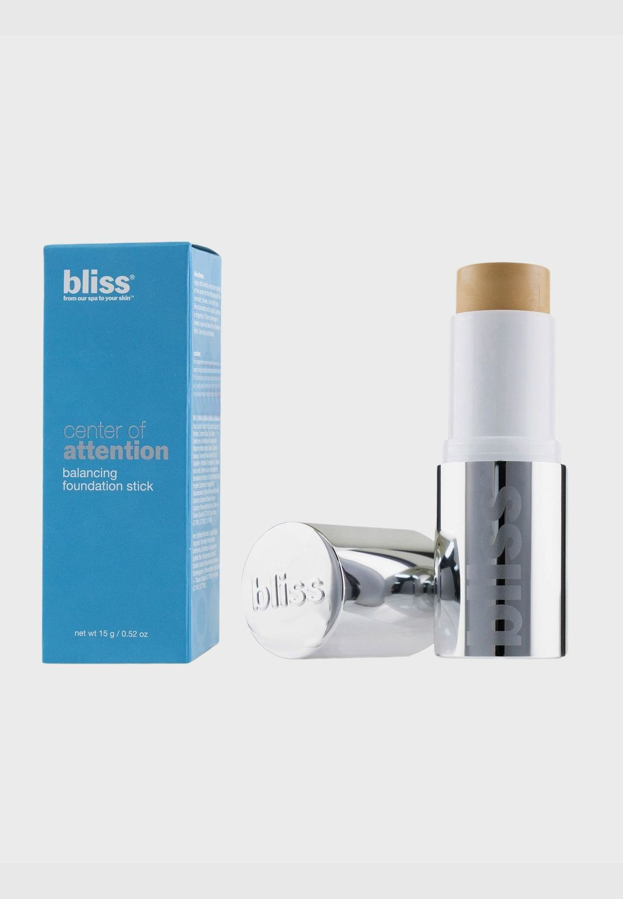Center Of Attention Balancing Foundation Stick - # Ivory (n)
