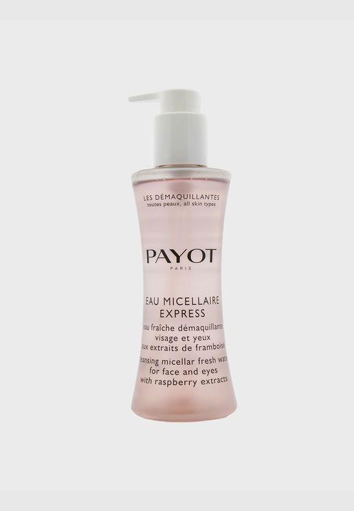 Les Demaquillantes Eau Micellaire Express - Cleansing Micellar Fresh Water For Face & Eyes