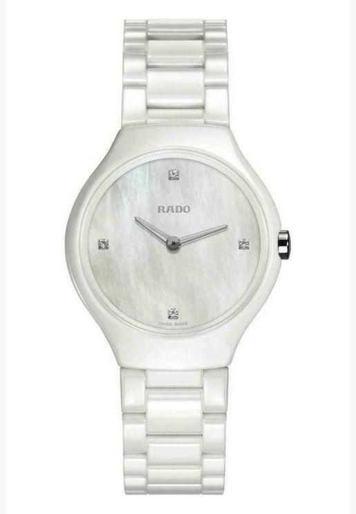 ساعة رادو ترو النسائية - R27958902