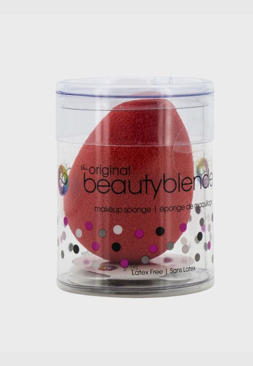 BeautyBlender - Red. Carpet