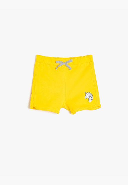 Embellished Shorts