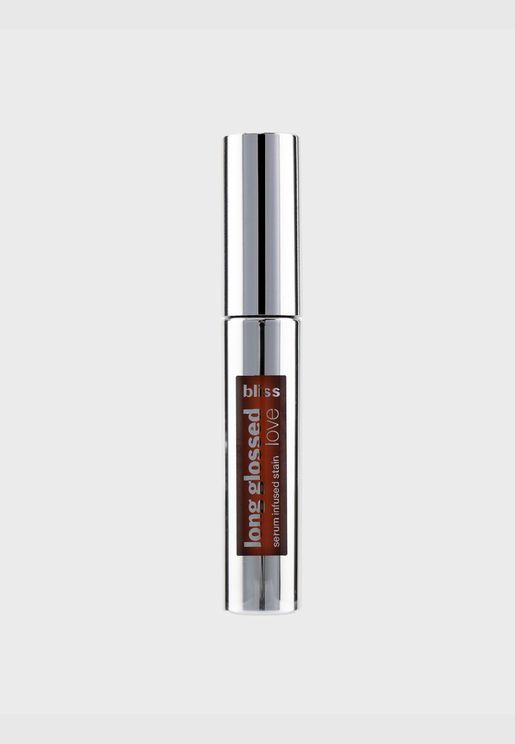Long Glossed Love Serum Infused Lip Stain - # Poppy Can You Hear Me