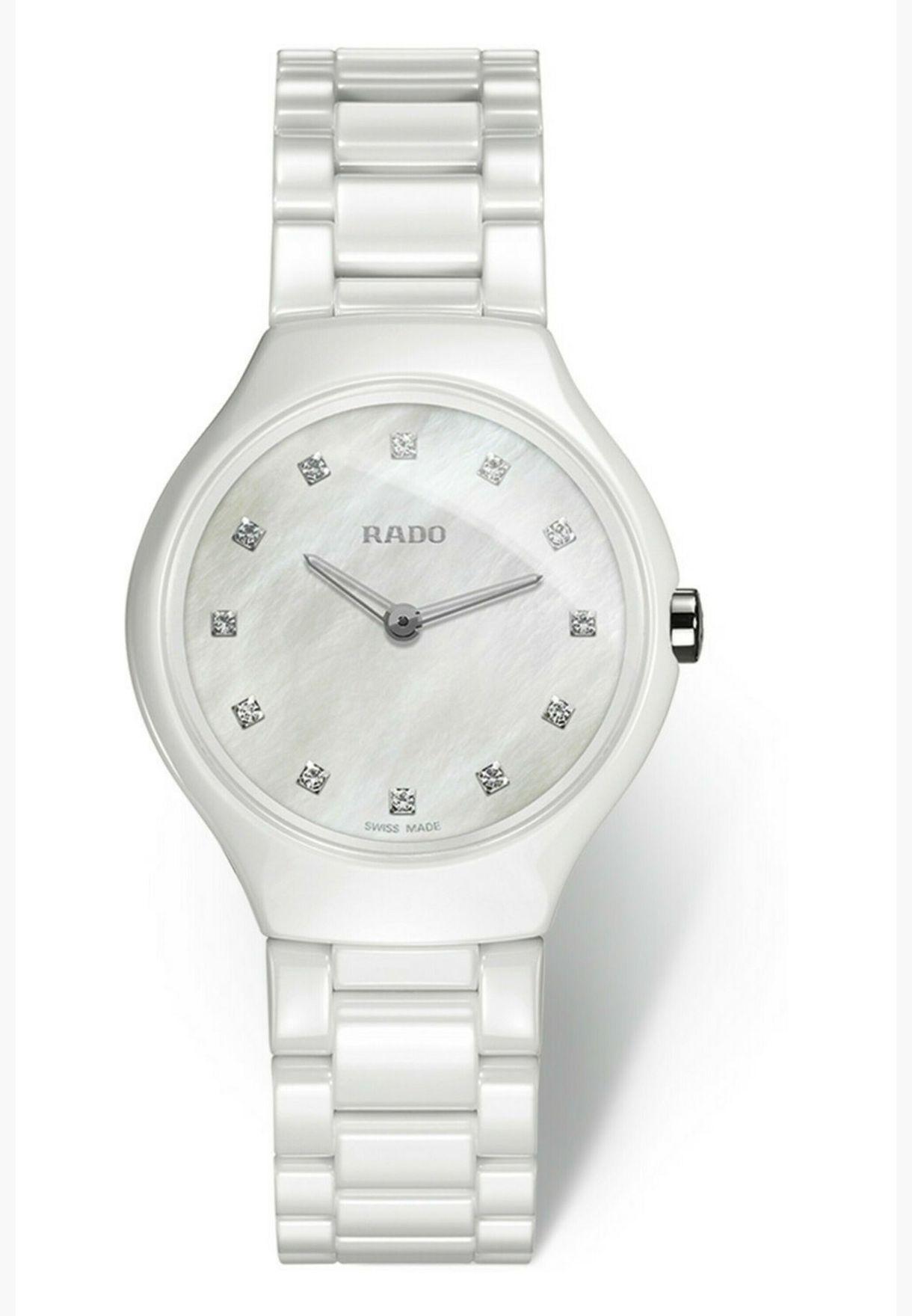 ساعة رادو ترو النسائية - R27958912