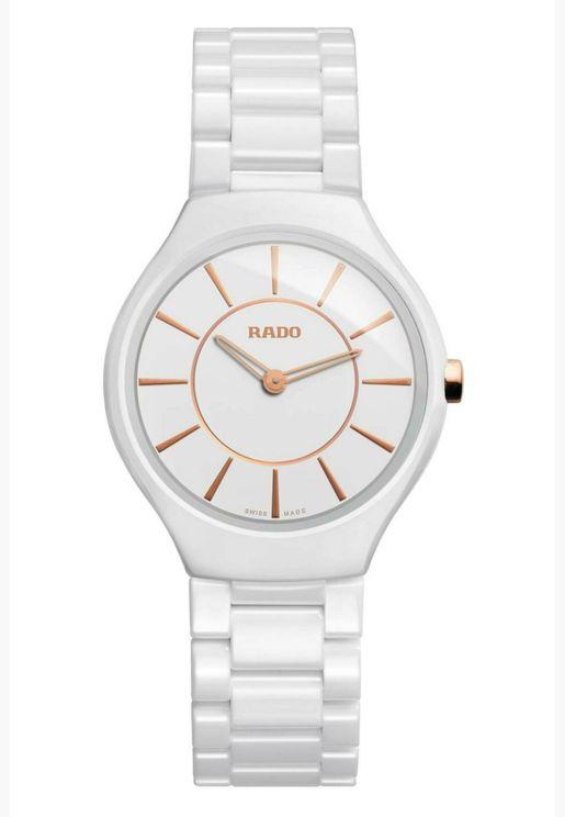 ساعة رادو ترو النسائية - R27958102