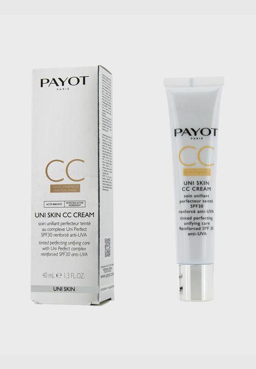 Uni Skin CC Cream SPF30