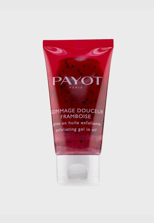 Gommage Douceur Framboise Exfoliating Gel In Oil