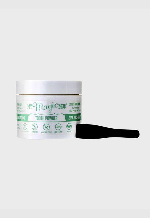 Turmeric Whitening Tooth Powder - Spearmint