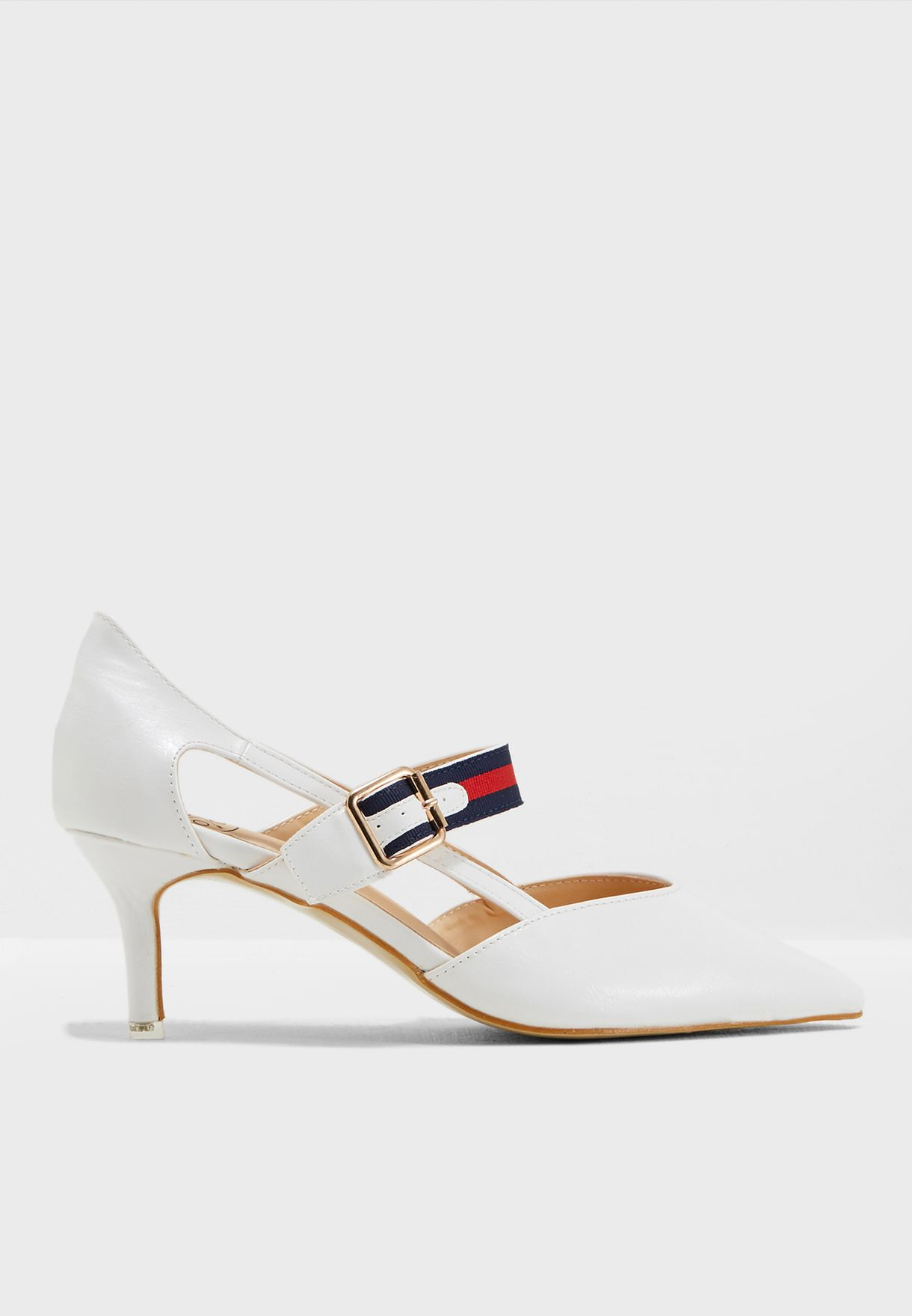 Agas Heeled Pumps