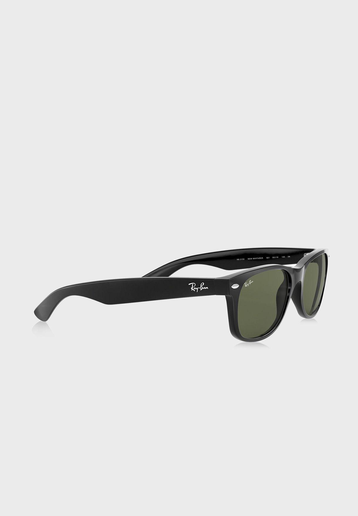 نظارة شمسية وايفيرر كلاسيكية