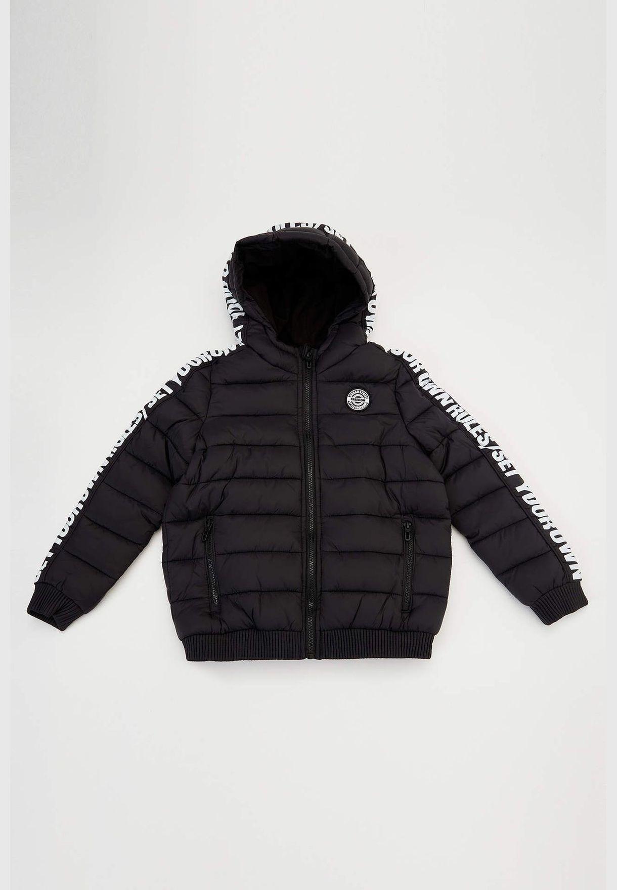 Boy Regular Fit Coat