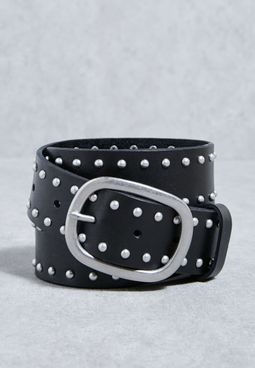 Stud Oval Belt