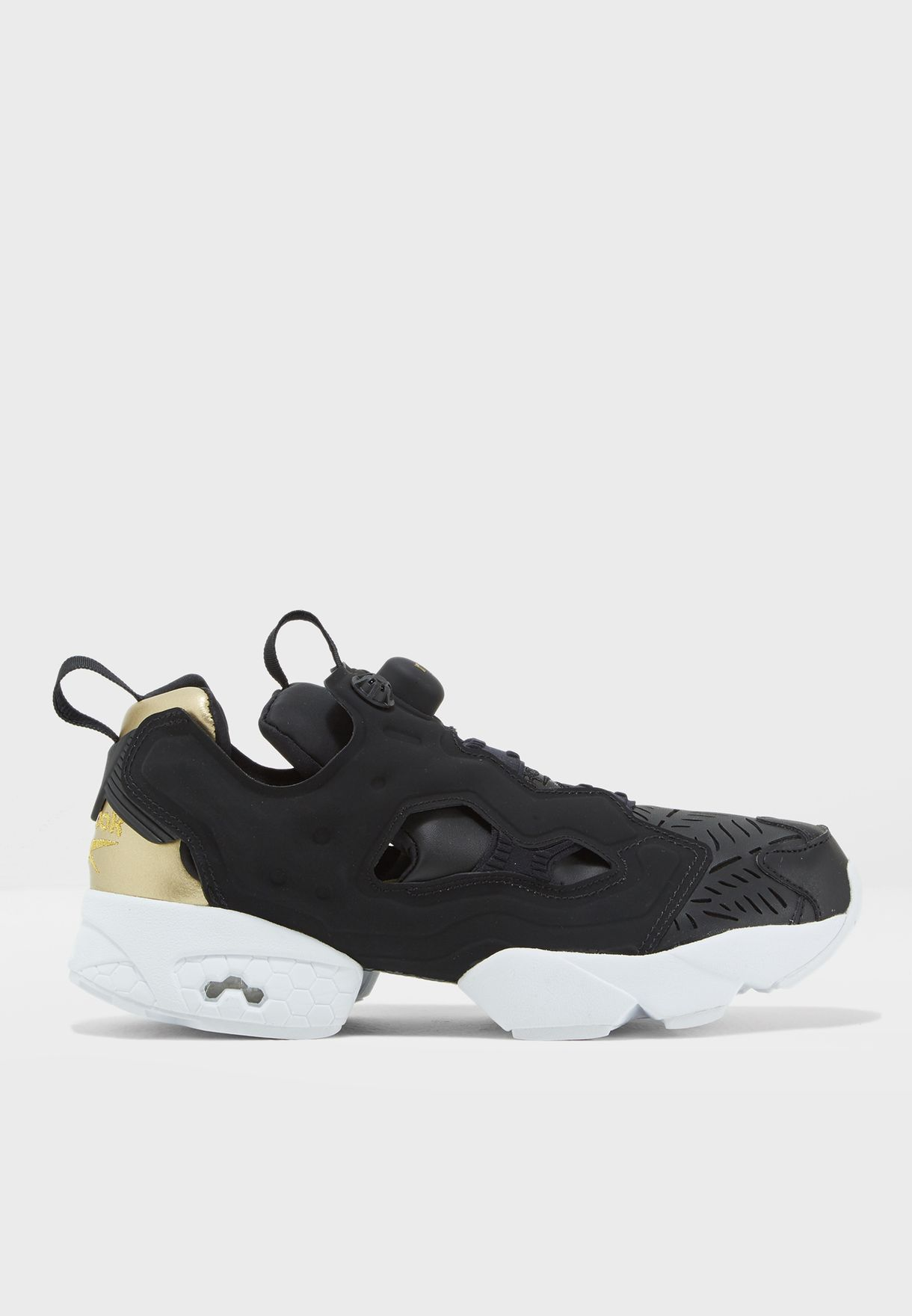9b305fcc9 Shop Reebok black Instapump Fury Cutouts CM9816 for Women in UAE ...