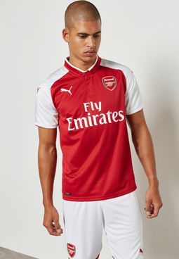Arsenal 17/18 Home Jersey