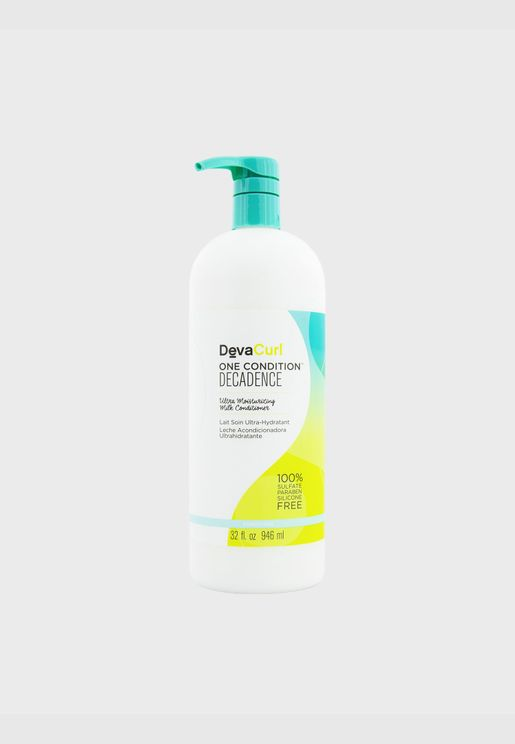 One Condition Decadence (Ultra Moisturizing Milk Conditioner - For Super Curly Hair)
