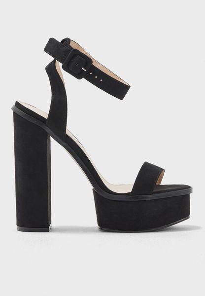 Valencia High-Heel Sandals