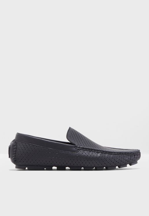 Formal Diver Moccasins
