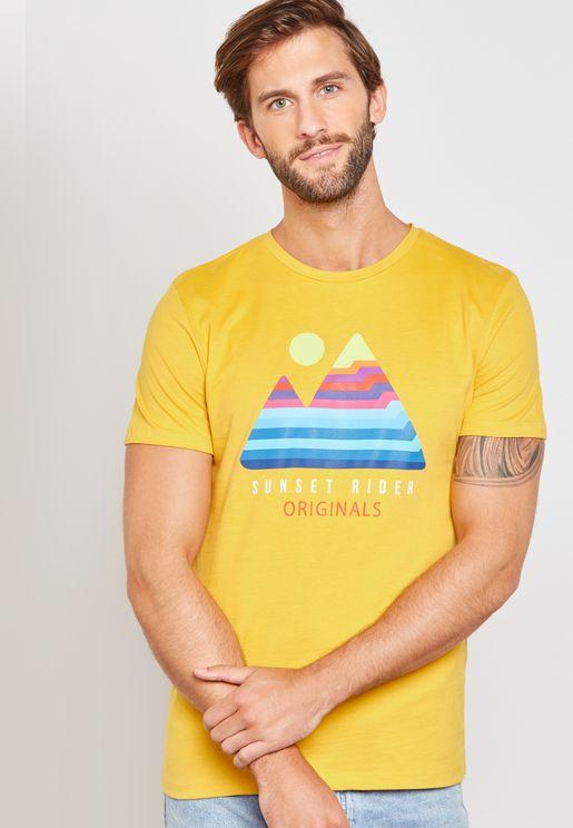 Tao Graphic Print T-Shirt