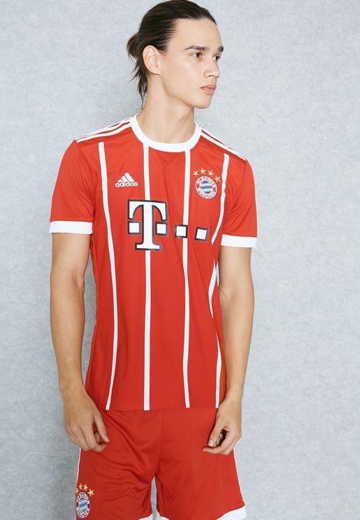 FC Bayern 17/18 Home Jersey
